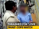 Video : New Video Of Meerut Woman's Muslim Friend Being Beaten As Cop Watches