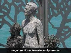 मालदीव में ब्रिटिश कालीन मूर्तियों को कुल्हाड़ी से तोड़ा गया, सरकार ने बताई ये वजह