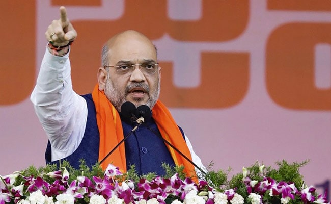 Amit Shah To Start BJP's Mass Contact Campaign In Madhya Pradesh Today