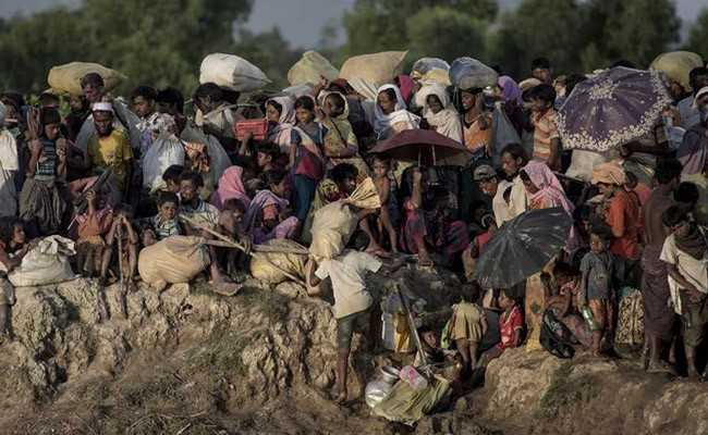 Bangladesh To Move 1 Lakh Rohingyas To Nearby Island Next Month