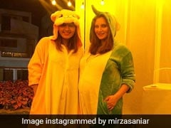 Sania Mirza's #NotABabyShower Party Looks So Much Fun. See Pics