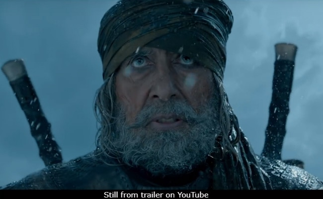 Amitabh Bachchan On Surviving Thugs Of Hindostan Action: Not My Age To Do All This