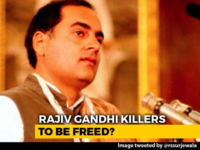 Video : Tamil Nadu Wants Rajiv Gandhi Assassins Released, Will Write To Governor