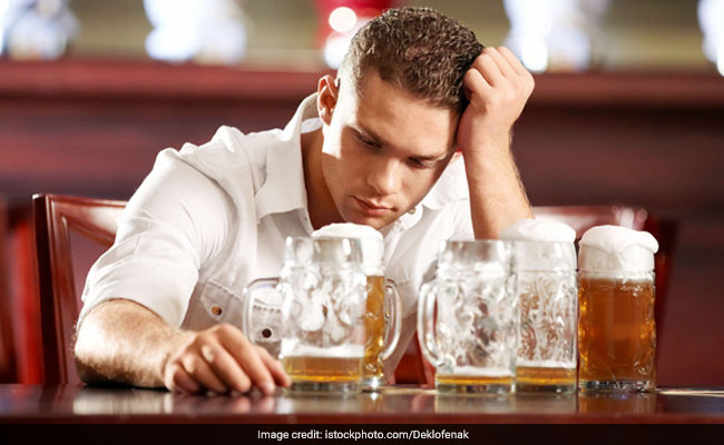 Teens Are More Susceptible To Effects Of Binge Drinking