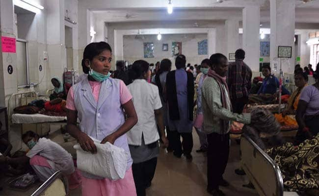 "High Alert In Uttar Pradesh After ""Mystery Fever"" Claims 84 Lives"