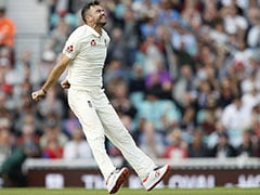 India vs England: James Anderson