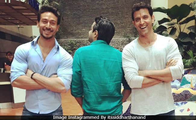 An Update On Hrithik Roshan And Tiger Shroff's Next Film. Excited Much?