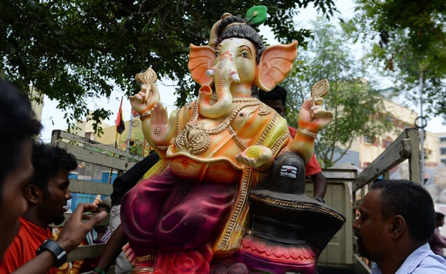 Ganesh Chaturthi LIVE: PM Modi, Other Leaders Wish Citizens As Celebrations Begin Across India