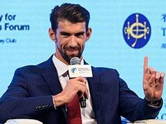 Legend Michael Phelps Slams WADA For Lifting Russia Doping Ban