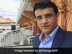 Sourav Ganguly Says Cricket Is A Captain