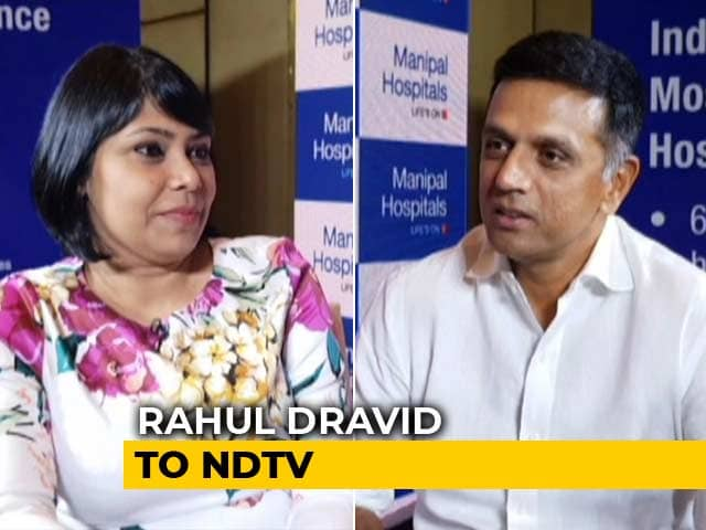 England Series Was A Missed Opportunity For India: Rahul Dravid