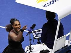 """Even If Guys Do It, It's Wrong"": Martina Navratilova On Row Over Serena Williams"