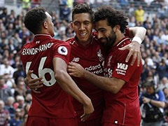 Premier League: Liverpool Beat Tottenham Hotspur For Fifth Straight Win