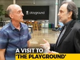 Video : Prannoy Roy's First-Hand Experience Of Latest Tech Innovations