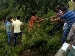 Three Dead, 44 Injured As Bus Falls Into Gorge In Himachal Pradesh