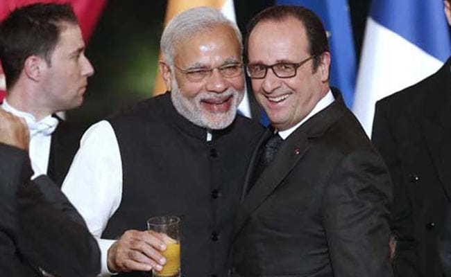 Not Involved In Picking Indian Partner: France On Hollande's Rafale Claim: 10 Points