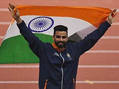 Arpinder Singh Becomes First Indian To Win A Medal In IAAF Continental Cup