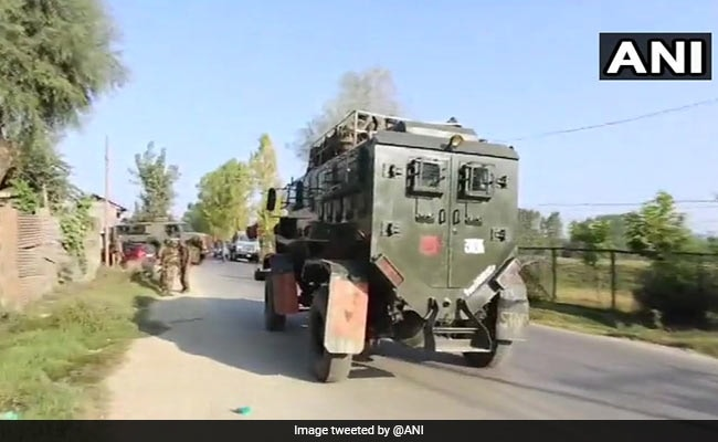 Two Lashkar Terrorists Killed In Jammu And Kashmir's Kupwara