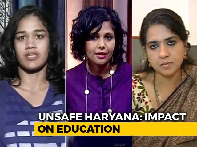 Video : Haryana Rapes: Time To Change Focus To Men?