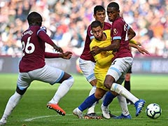 Premier League: Chelsea Stumble As West Ham United Battle To 0-0 Draw