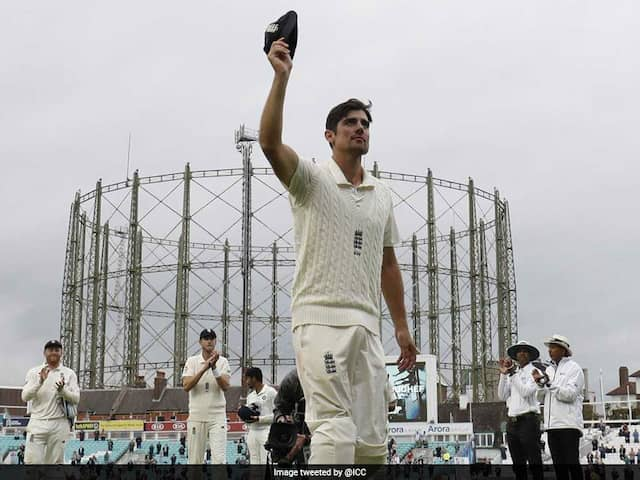 India vs England: Alastair Cook won Man of the Match award in his final Test match