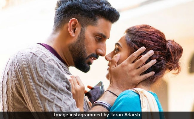 Manmarziyaan Box Office Collection Day 2: Taapsee Pannu And Abhishek Bachchan's Film 'Witnesses Growth,' Collects Rs 8 Crore