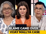 Video : Vijay Mallya Lookout Downgrade: No Government Response?