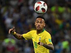 Neymar Named Brazil
