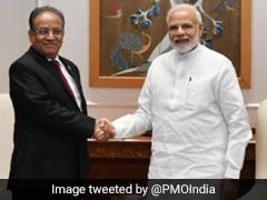 PM Modi, Former Prime Minister Of Nepal Discuss Indo-Nepal Relations
