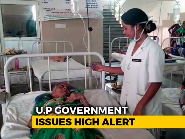 """Video : High Alert In Uttar Pradesh After """"Mystery Fever"""" Claims 84 Lives"""