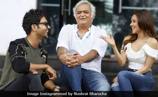 Rajkummar Rao And Nushrat Bharucha To Co-Star In Hansal Mehta's Turram Khan