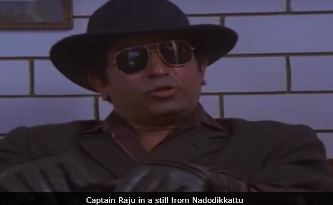 Kerala Actor Captain Raju Dies At 68