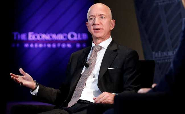 After Jeff Bezos Accuses National Enquirer Of Extortion, Owner's Defence