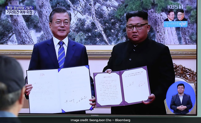 Kim Jong Un Offers To Dismantle Nuclear Test Site - Only After US Acts
