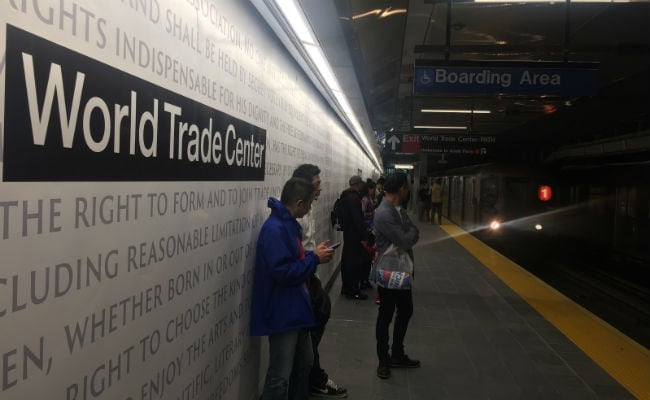 17 Years After It Was Buried By 9/11, New York Subway Station Opens Again