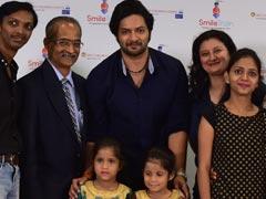 अली फजल बने 'स्माइल ट्रेन इंडिया' के ब्रांड अंबेसडर, बोले- बच्चों के चेहरे की मुस्कान ही देश का भविष्य