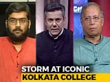 Video : 'Anarchy' At Kolkata's Presidency University?