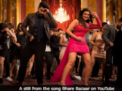 <i>Namaste England</i> Song <i>Bhare Bazaar</i>: Arjun Kapoor And Parineeti Chopra Dazzle The Dance Floor