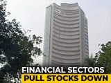 Video : Sensex, Nifty Fall For 5th Day In A Row Despite Arun Jaitley Assurances