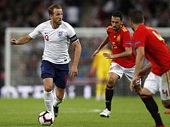 Nations League: Harry Kane Rages At Referee As Spain Puncture England