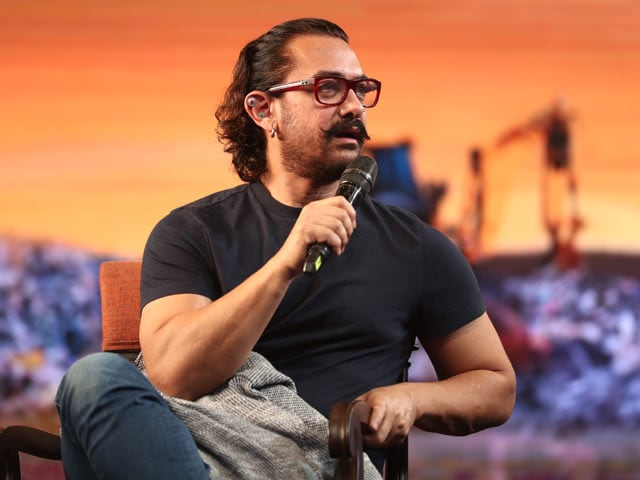 "Video : ""There Is Ram And Ravan Within All Of Us"": Aamir Khan To NDTV"