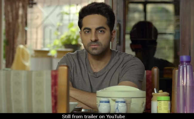 Badhaai Ho, Neena Gupta, Ayushmann Khurrana, Sanya Malhotra. Viral Trailer Has 10 Million Views And Counting