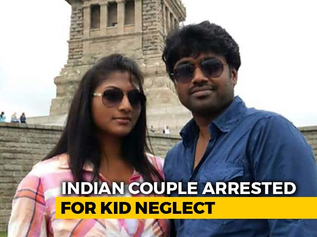 Video : Indian Couple In US Arrested For Refusing To Let Infant Undergo Tests