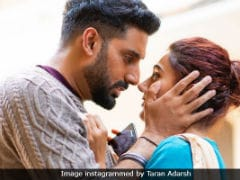 <i>Manmarziyaan</i> Box Office Collection Day 2: Taapsee Pannu And Abhishek Bachchan's Film 'Witnesses Growth,' Collects Rs 8 Crore