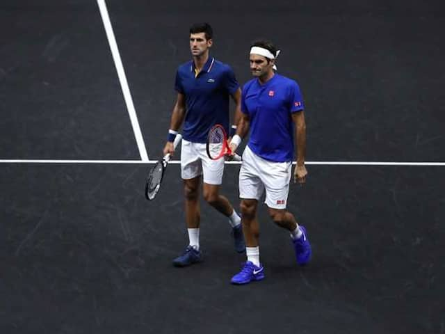 Laver Cup: Team World Socks It To Roger Federer-Novak Djokovic