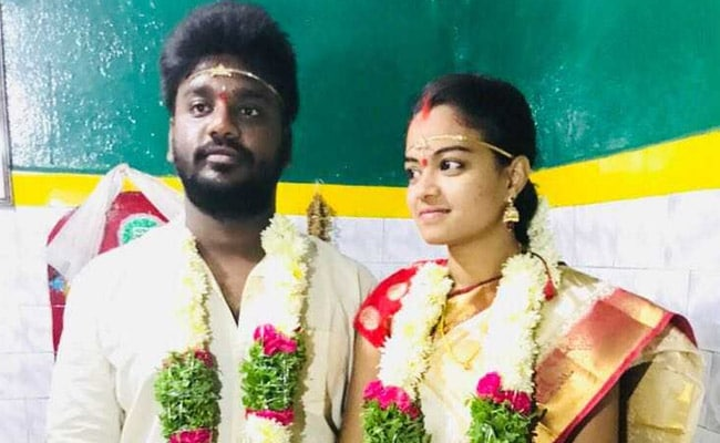 Father Met Hyderabad Bride To 'Talk', Hacks Her For Inter-Caste Marriage