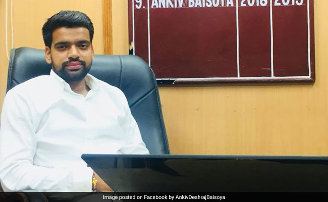 Ankiv Baisoya, Delhi Students' Union President, Sacked By ABVP Over Fake Degree Row