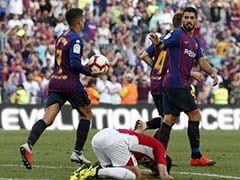 Barcelona Stay Top After Real Madrid, Atletico Madrid Share Derby Spoils