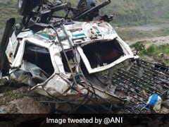 Three Couples Among 13 Dead After Vehicle Swerves Off Road In Shimla