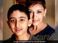 Ganesh Chaturthi 2018: Sonali Bendre, Battling Cancer In New York, Is 'Missing Celebrations Back Home'